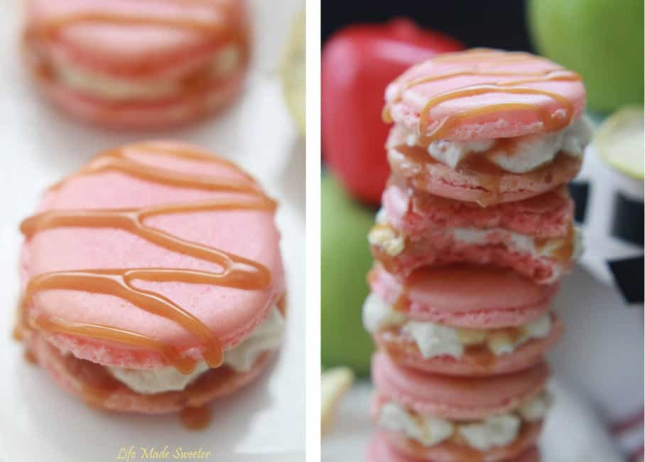 Cinnamon-Apple-Macarons-with-Salted-Caramel-by-@Life-Made-Sweeter